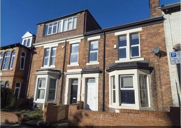 Thumbnail Terraced house to rent in 33 Manor House Road, Jesmond, Jesmond