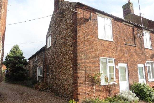 Thumbnail Semi-detached house for sale in The Green, Hempton