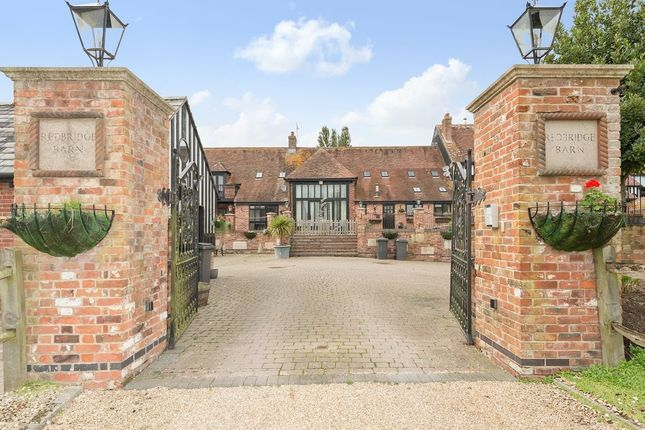 Thumbnail Barn conversion for sale in Redbridge Farm, Lytchett Matravers, Poole, Dorset