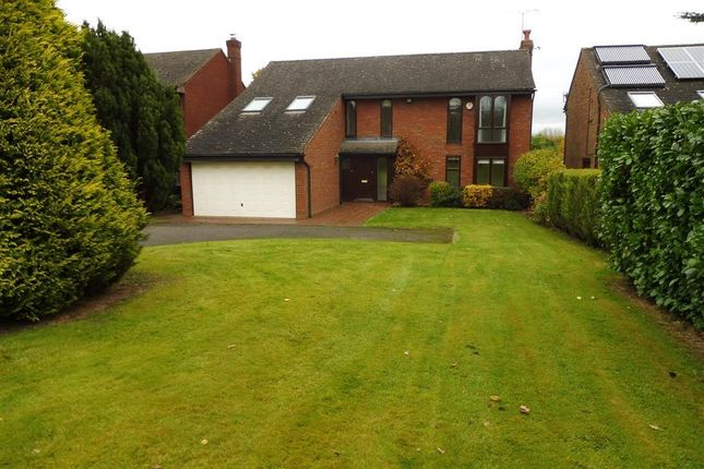 Thumbnail Detached house to rent in Red Lane, Burton Green, Kenilworth