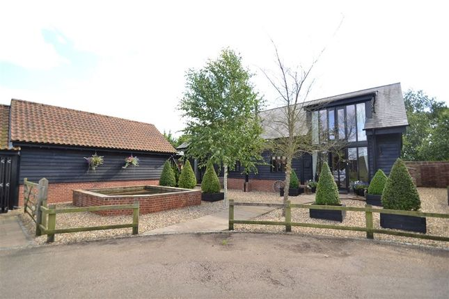 Thumbnail Property for sale in Cherry Green, Westmill, Buntingford