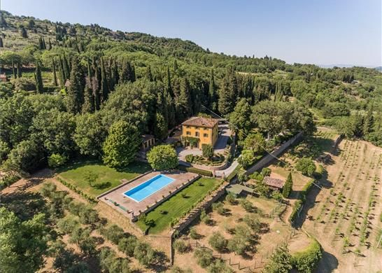 6 bed detached house for sale in 53047 Sarteano Province Of Siena, Italy