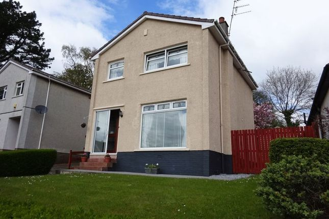 Thumbnail Property for sale in Cardross Road, Dumbarton