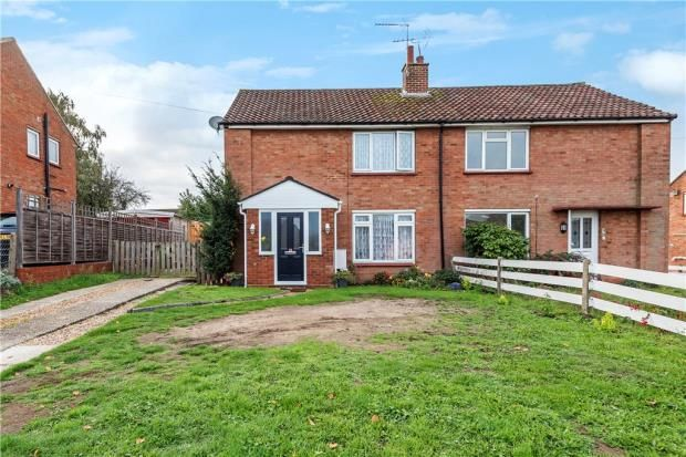 Thumbnail Semi-detached house for sale in Ansell Road, Frimley, Camberley