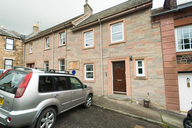 Thumbnail Terraced house for sale in Abbey Close, Jedburgh
