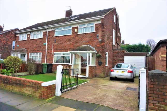 4 bed semi-detached house for sale in Church Road, Litherland, Liverpool L21