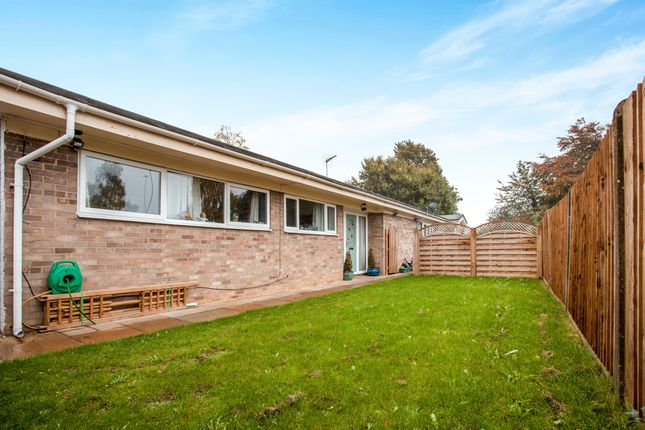 Thumbnail Detached bungalow for sale in Rampton Road, Willingham, Cambridge