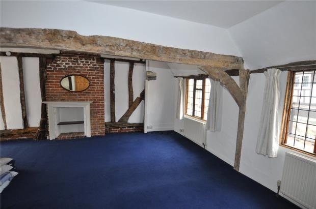 Thumbnail Flat for sale in High Street, Saffron Walden, Essex