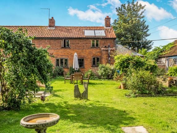 Thumbnail Semi-detached house for sale in East Tuddenham, Dereham
