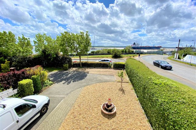 Thumbnail Detached house for sale in Argent Street, Grays, Riverside