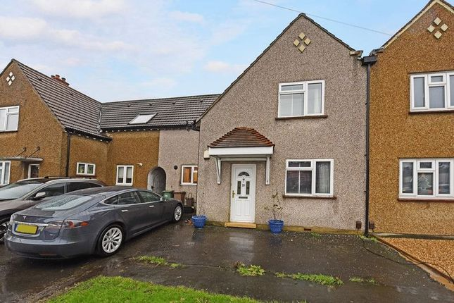 3 bed terraced house for sale in Oldfields Road, North Cheam, Sutton