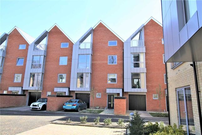 Thumbnail Town house for sale in The Pightle, Church Lane, Newmarket