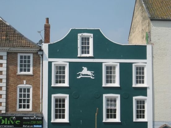 Thumbnail Flat to rent in West Quay, Bridgwater