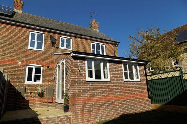 Thumbnail Semi-detached house to rent in Nonesuch Close, Dorchester