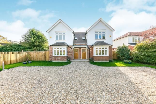 Thumbnail Semi-detached house for sale in Normandy, Guildford, Surrey