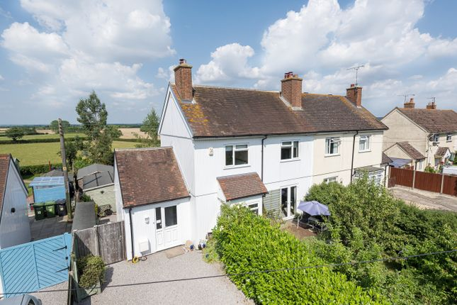 Thumbnail Semi-detached house for sale in 11, Owletts End, Pinvin