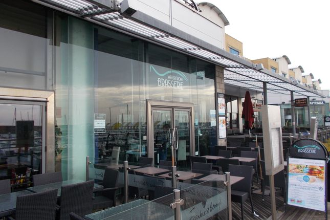 Thumbnail Restaurant/cafe to let in 3A Brighton Marina, Brighton