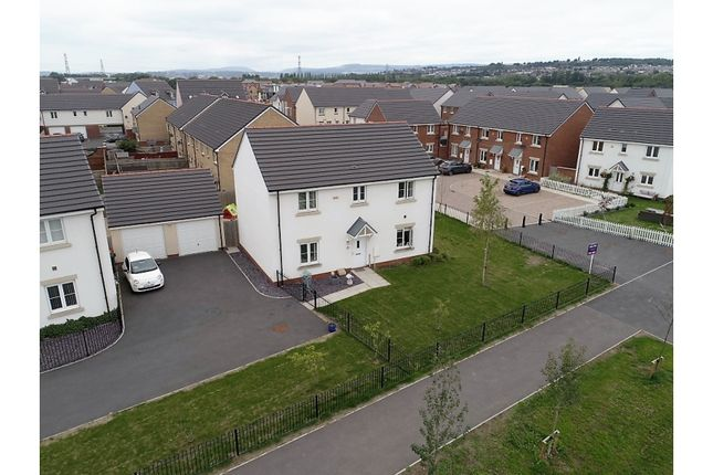 Thumbnail Detached house for sale in Billet Close, Newport
