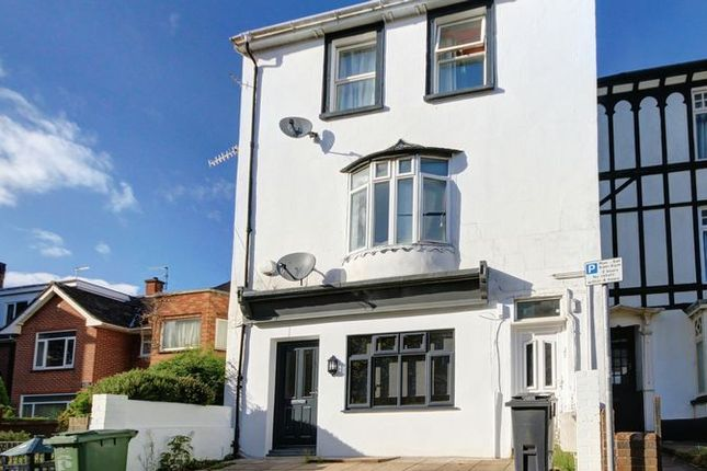Thumbnail Flat for sale in Blackboy Road, Exeter