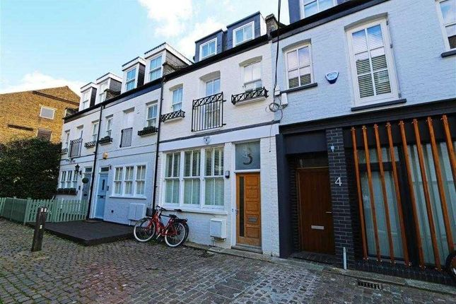 Thumbnail Terraced house to rent in Mews House, Token Yard, Putney High Street, Putney