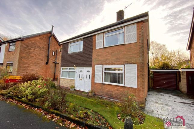 Thumbnail Detached house for sale in The Coppice, Bradshaw, Bolton