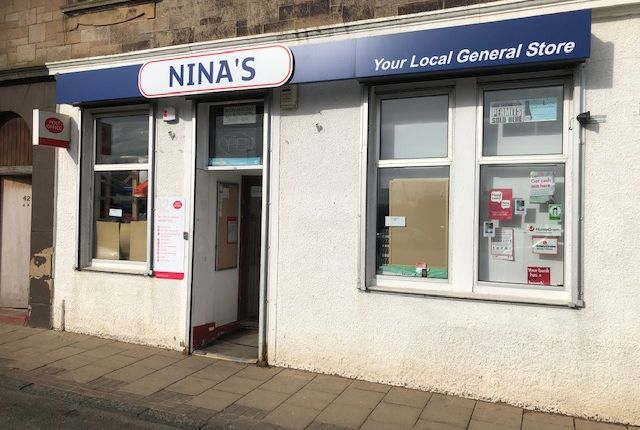 Thumbnail Retail premises for sale in Stonehouse, Lanarkshire