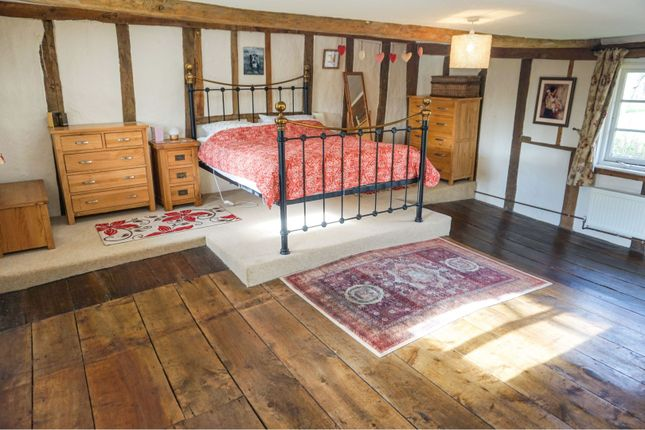 Master Bedroom of Long Green, Wortham, Diss IP22