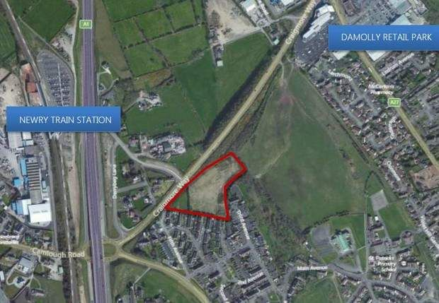 Thumbnail Land to let in Derrybeg Lane, Newry