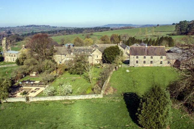 Thumbnail Farmhouse for sale in Manor Farm, Barn For Development, And 55 Acres, Dethick