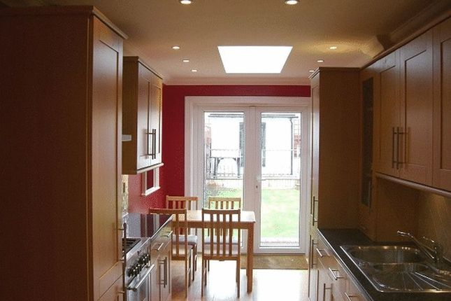 Thumbnail Terraced house to rent in Perkins Road, Ilford