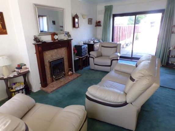 Lounge of Birchfield Way, Yew Tree, Walsall WS5