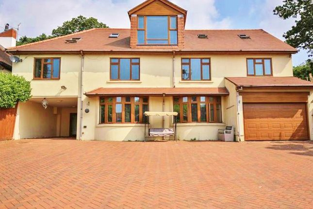Thumbnail Detached house for sale in Ty-Gwyn Road, Penylan, Cardiff