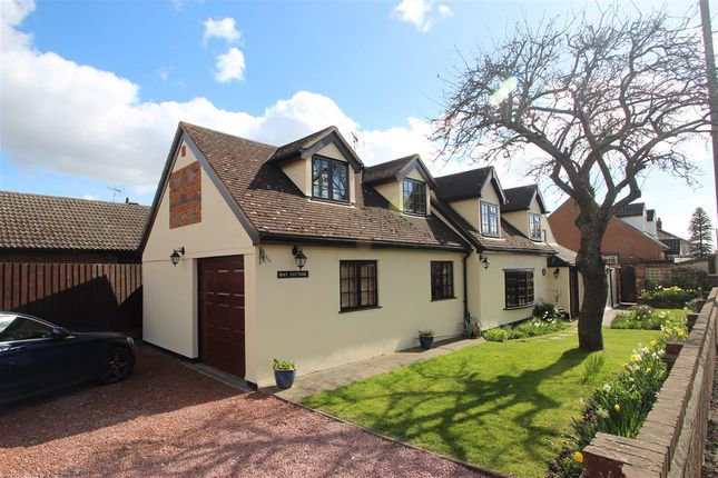 Thumbnail Detached house for sale in May Cottage, 38 Little Clacton Road, Clacton-On-Sea