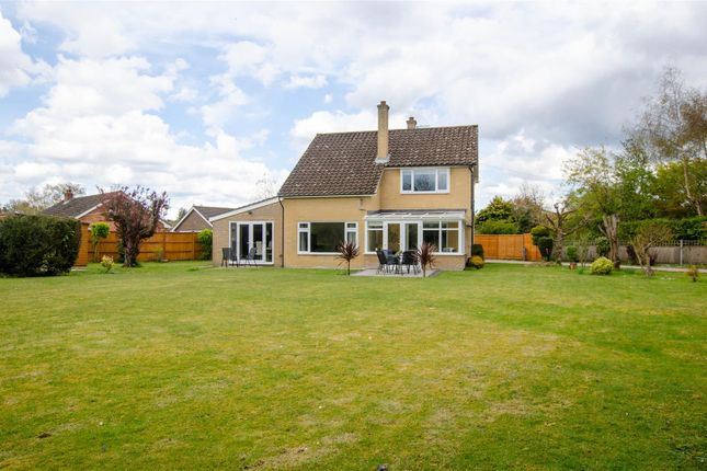 4 bed detached house for sale in Hethersett, Norwich NR9