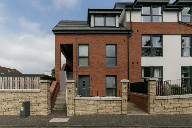 Thumbnail Flat for sale in 4 Craigmount Approach, Corstorphine, Edinburgh
