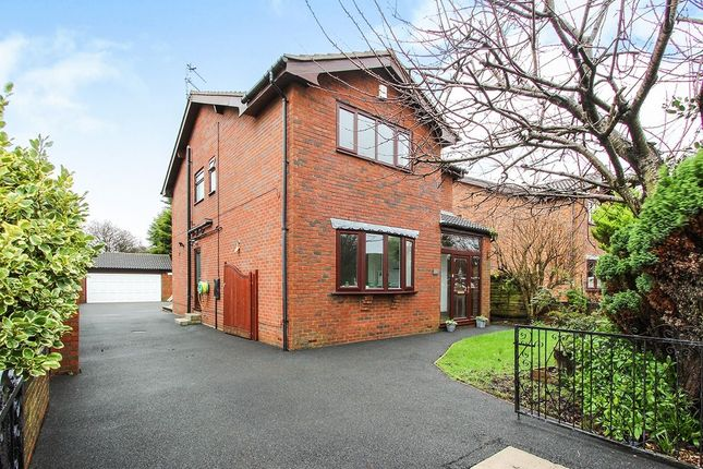 Thumbnail Detached house for sale in The Avenue, Poulton-Le-Fylde