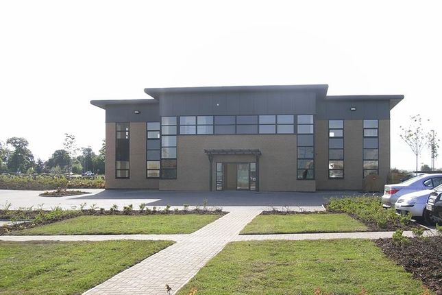 Thumbnail Office to let in Ground Floor, Unit 14, Halifax Court, Fernwood Business Park, Cross Lane, Fernwood, Newark