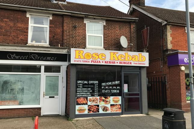 Thumbnail Retail premises for sale in Felixstowe Road, Ipswich