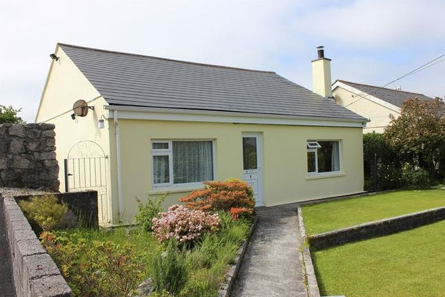 Thumbnail Bungalow for sale in Drummers Hill, St. Austell