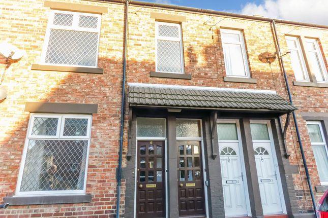 St. James Terrace, Percy Main, North Shields NE29