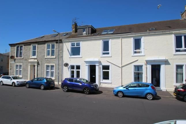 Thumbnail Flat for sale in Portland Terrace, Troon, South Ayrshire