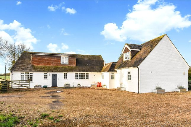 Thumbnail Detached house for sale in Brimfast Lane, Sidlesham Common, Chichester, West Sussex