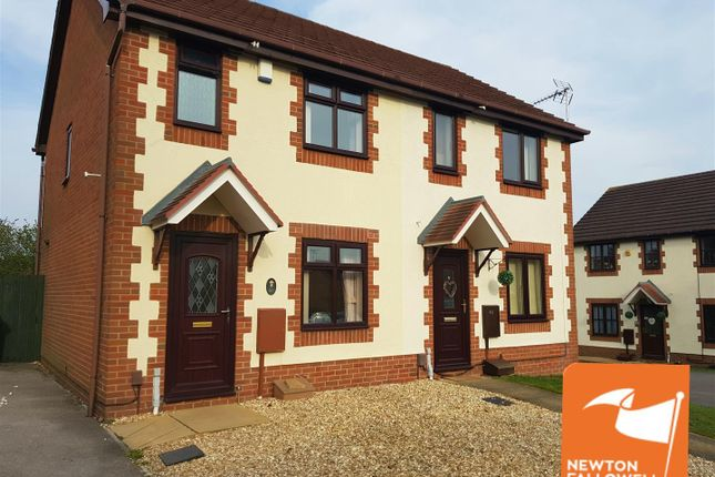 Thumbnail Semi-detached house to rent in St. Leonards Way, Forest Town, Mansfield
