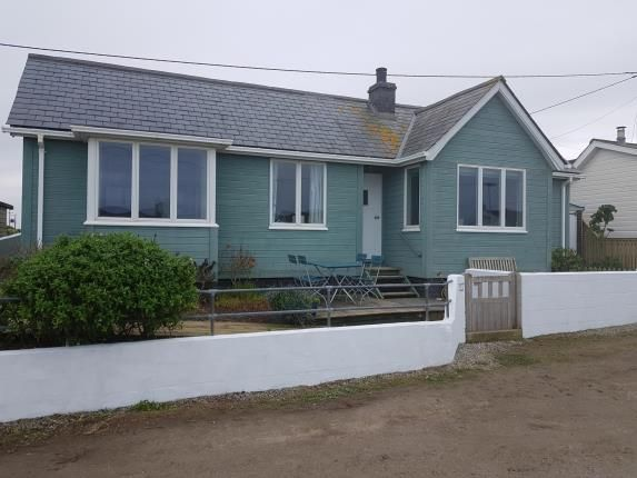 Thumbnail Bungalow for sale in Gwithian, Hayle, Cornwall