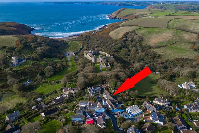 Thumbnail Terraced house for sale in Manorbier, Tenby