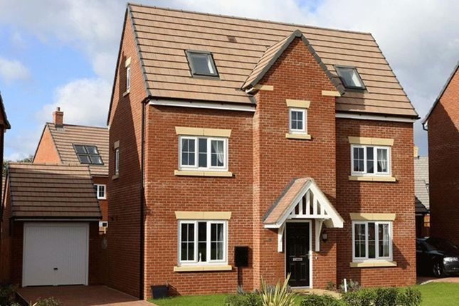 "Thumbnail Detached house for sale in ""Hexham"" at Bearscroft Lane, London Road, Godmanchester, Huntingdon"
