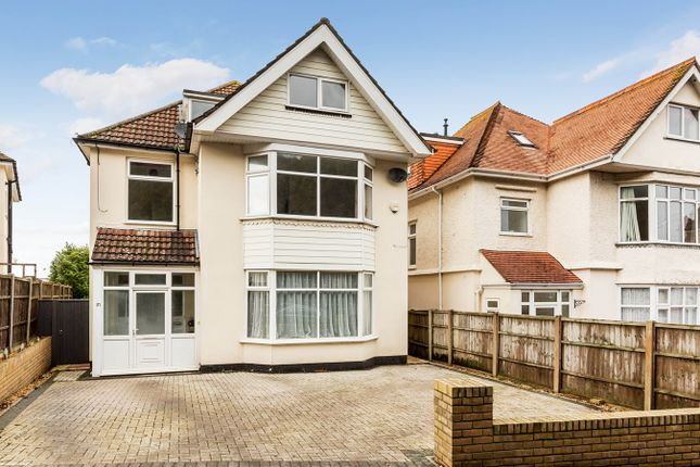 Thumbnail Detached house for sale in Southbourne, Bournemouth