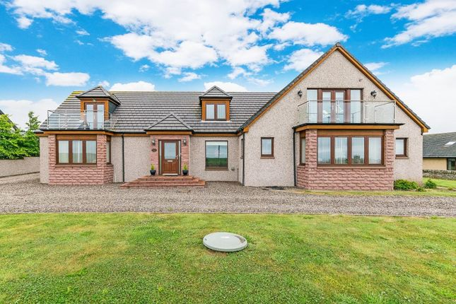Thumbnail Detached house for sale in Bellfield House, Woodville, Arbroath