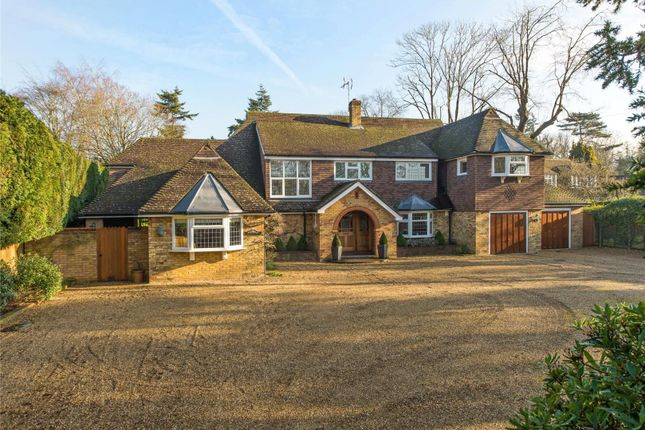 Thumbnail Detached house for sale in Fairmile Lane, Cobham, Surrey