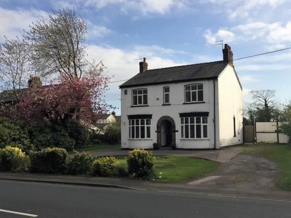 Thumbnail Detached house for sale in Church Lane, Farington Moss, Leyland, Lancashire